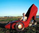 Shoe Car!