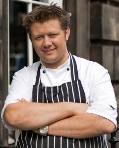 Edinburgh's Celebrity Chef Mark Greenaway